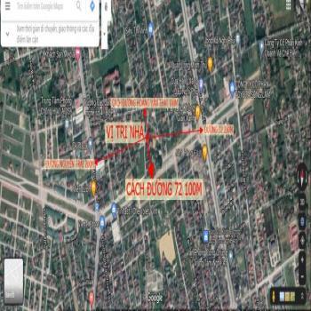 Tặng Nhà Khi Mua Đất - Xóm 17 Nghi Phú Tp Vinh - Nằm Ngay Đường 72 - 543943