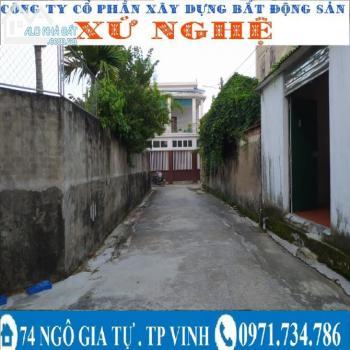 Đất Nguyễn Xuân Linh Yên Duệ Đồng Vĩnh Tp Vinh - 544027
