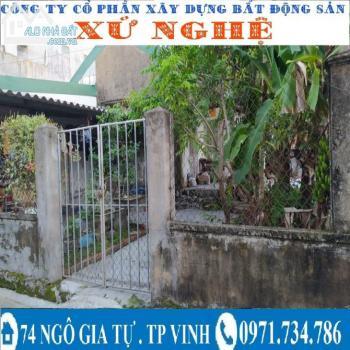 Đất Nguyễn Xuân Linh Yên Duệ Đồng Vĩnh Tp Vinh - 544030