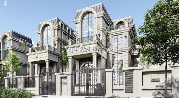 Bán Biệt Thự Kingcown Thảo Điền, Đã Tt 70%, Cuối Năm Nhận Nhà, 390M2, 1 Hầm + 4 Lầu - 544321