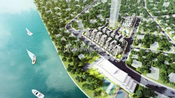Bán Biệt Thự Kingcown Thảo Điền, Đã Tt 70%, Cuối Năm Nhận Nhà, 390M2, 1 Hầm + 4 Lầu - 544327