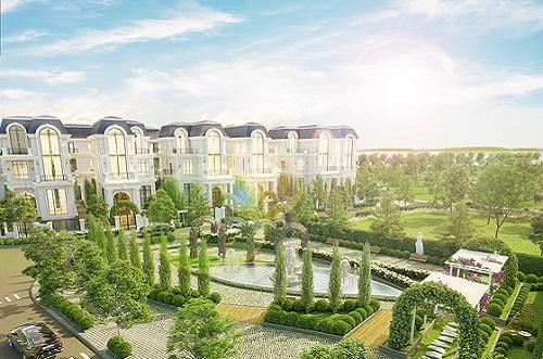 Bán Biệt Thự Kingcown Thảo Điền, Đã Tt 70%, Cuối Năm Nhận Nhà, 390M2, 1 Hầm + 4 Lầu - 544330