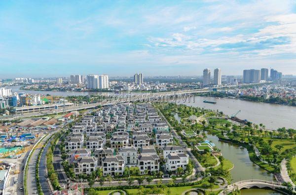 Biệt Thự Vinhome Tân Cảng Diện Tích 300M2 1 Hầm 1 Trệt 2 Lầu Giá Tốt - 544702