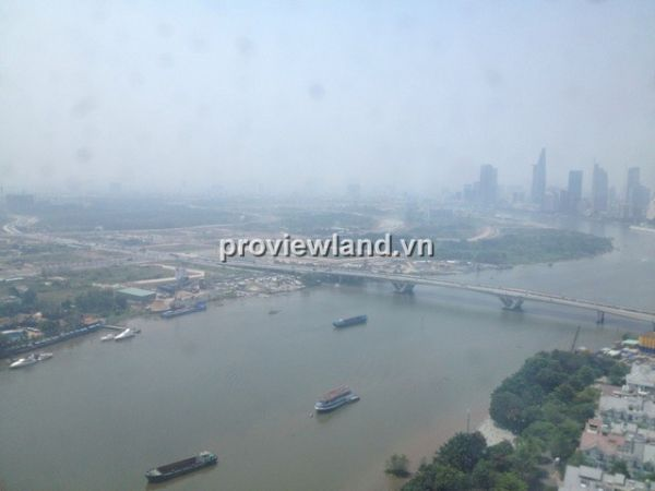 Cần Bán Căn Hộ Vinhomes Central Park, Tầng Cao, View Sông, 115M2, Full Nội Thất - 544921