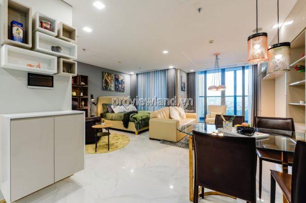 Bán Căn Hộ Vinhomes Tân Cảng Tòa Landmark 81 66M2 1 Phòng Ngủ - 546205