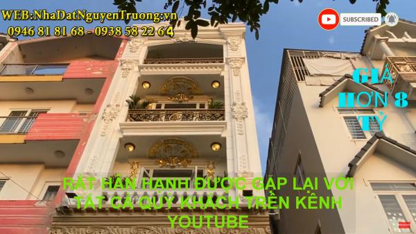 Nhà Đất Nguyễn Trường| Bán Nhà Gò Vấp| Bán Nhà Tân Bình-Tặng Toàn Bộ Nội Thất Gỗ Đỏ Hơn 1 Tỷ; 5,5Mx15M 4,5 Tấm - 546454