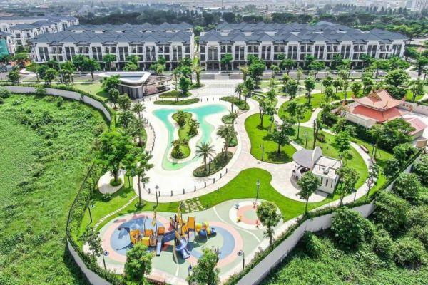 Biệt Thự Verosa Khang Điền, Căn Cos 296M2 Đất, 2 Tầng, Ck 4%, Tặng Xế Xịn - 546940