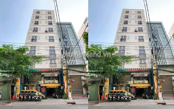 Bán Khách Sạn Đường Trần Nhật Duật, Q1, 172M2 Đất, 1 Hầm + 8 Tầng, 28 Phòng - 546994