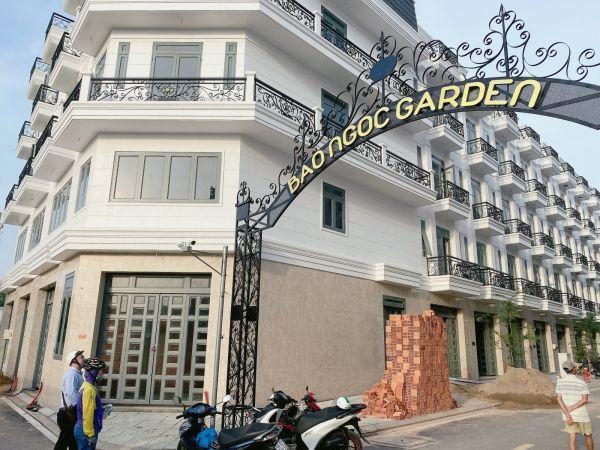 Bán Biệt Thự View Sông Sài Gòn, Có Thang Máy Liền Kề Gò Vấp - Giá Chỉ 4.3 Tỷ - 547894