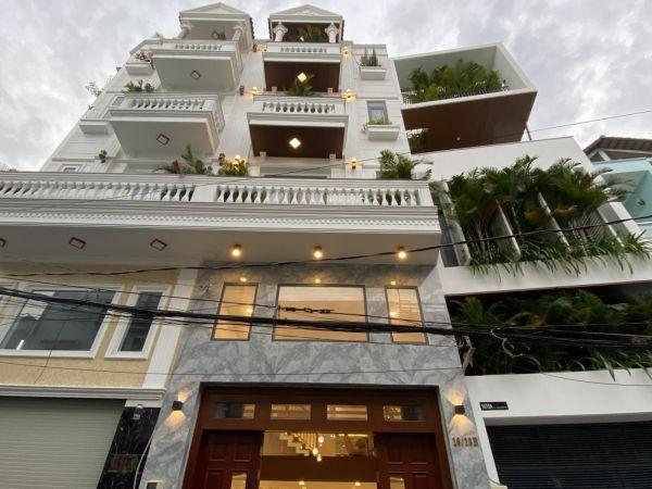 Nhà Bán Gò Vấp-Góc Quang Trung Và Mercedes- Dt 5,5X12M - 548389
