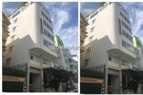 Bán Tòa Nhà Văn Phòng Quận 1 Nguyễn Văn Thủ 8.5X17M, 1 Hầm + 8 Tầng - 548614