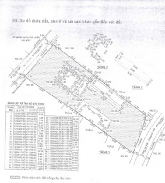 Bán Nhà Mặt Tiền Đường Tô Vĩnh Diện, Thủ Đức, 41X100M, Tiện Kinh Doanh - 549166