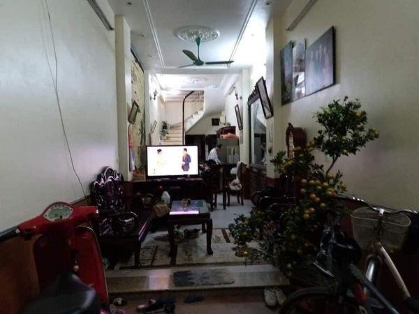 Vị Trí Nhà Rất Đẹp Ngõ Thông Ô Tô Tránh - Kinh Doanh - Gần Phố - 549331