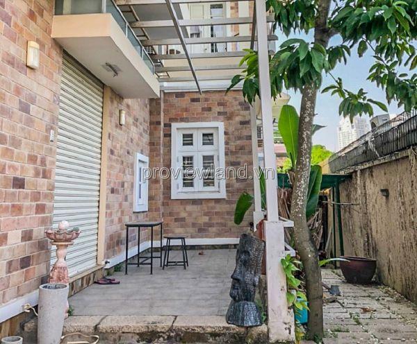 Bán Biệt Thự Fideco Thảo Điền, Có Sân Vườn, 3 Lầu, 340M2 Sổ Hồng - 549799