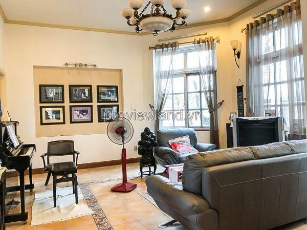 Bán Biệt Thự Fideco Thảo Điền, Có Sân Vườn, 3 Lầu, 340M2 Sổ Hồng - 549802