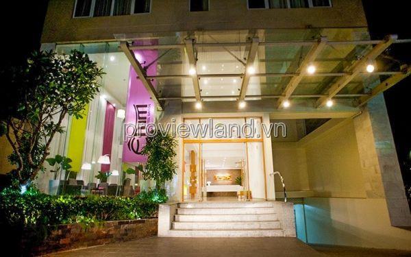 Bán Khách Sạn Vip Tại Pasteur Quận 3, 2 Hầm + 15 Tầng, 707M2 Đất - 549880