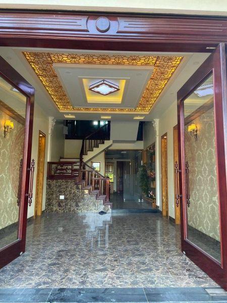 Bán Nhà Mặt Đường Đôi Đào Tấn, Tân Bình, 67.5M2, 4 Tầng, Mt 4.5M, Cực Đẹp - 550258