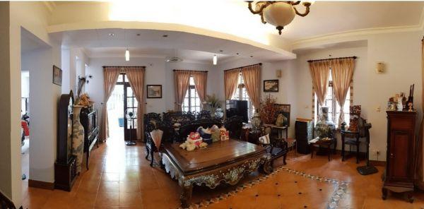 Bán Biệt Thự Đường Nội Bộ Xuân Thủy Thảo Điền Quận 2, 1 Trệt 2 Lầu, 264M2 Sổ Đỏ - 550330