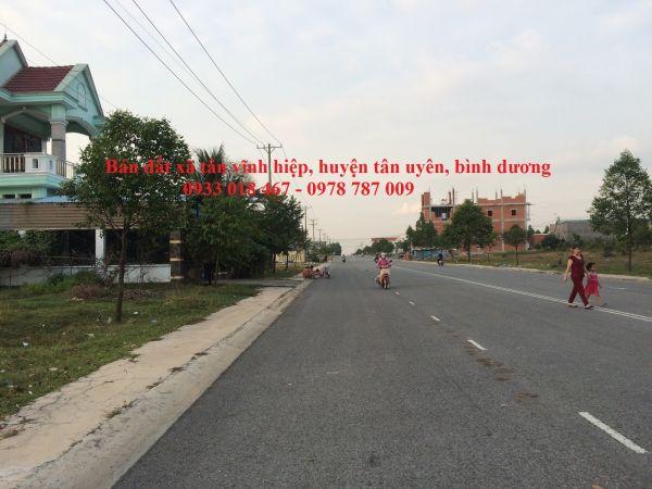 Bán Đất Tân Vĩnh Hiệp, Tân Uyên, Bình Dương - 550519