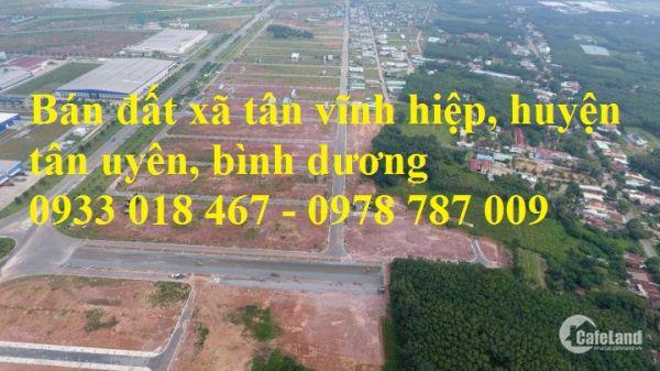 Bán Đất Tân Vĩnh Hiệp, Tân Uyên, Bình Dương - 550528