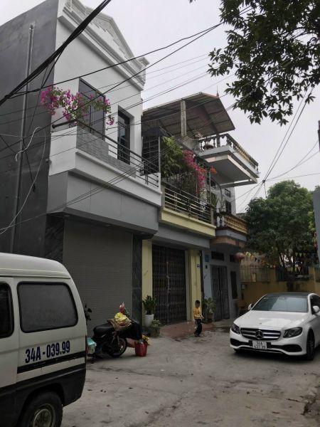 Bán Nhà Ngõ Phố Nguyễn Lương Bằng, Tp Hải Dương, 50M2, Mt 4.5M, 2.5 Tầng, 1 Tỷ 980 Triệu - 550663
