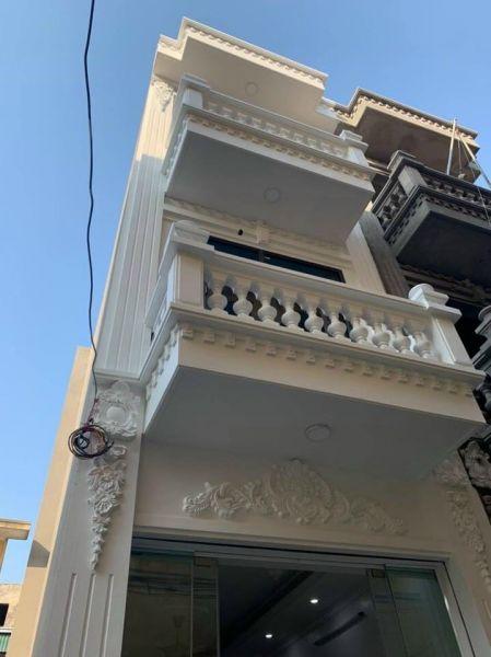Bán Nhà Đường Đôi Hồng Quang, Hd 60M2, 3 Tầng, Mt 4M, 2.3 Tỷ, Vị Trí Đẹp - 550789