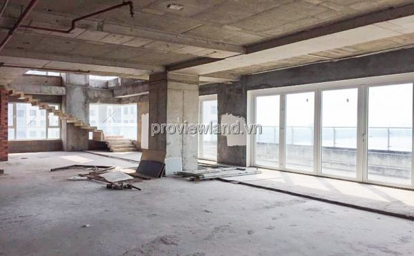 Hot Bán Căn Sky Villa Đảo Kim Cương, Tháp Brilliant, View Sông, 670M2 Diện Tích - 550954