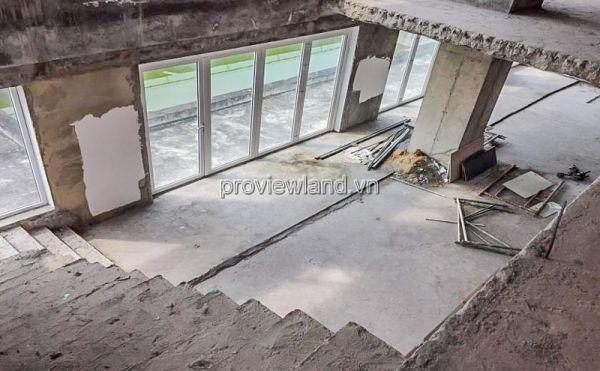 Hot Bán Căn Sky Villa Đảo Kim Cương, Tháp Brilliant, View Sông, 670M2 Diện Tích - 550963