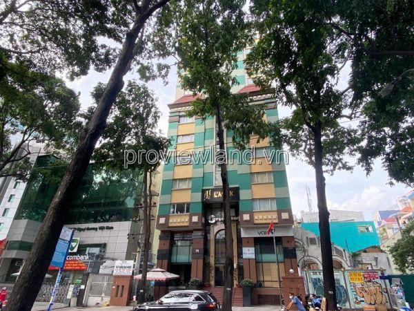 Bán Tòa Nhà Văn Phòng Quận 3, Phạm Ngọc Thạch, 448M2, 1 Hầm + 12 Tầng - 551074