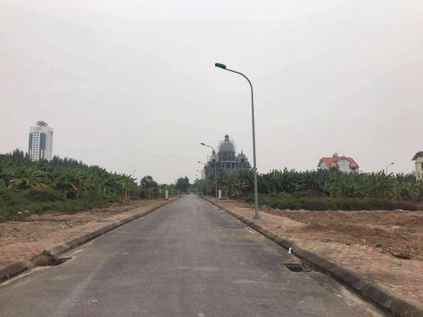 Bán Đất Biệt Thự Plaza, Phường Tứ Minh, 150M2, Mt 7.5M, Giá Tốt, Vị Trí Đẹp. - 551185
