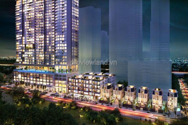 Shophouse Q2 Thảo Điền, Quận 2, 1 Trệt + 4 Lầu + Sân Thượng, Diện Tích 138M2 - 551224