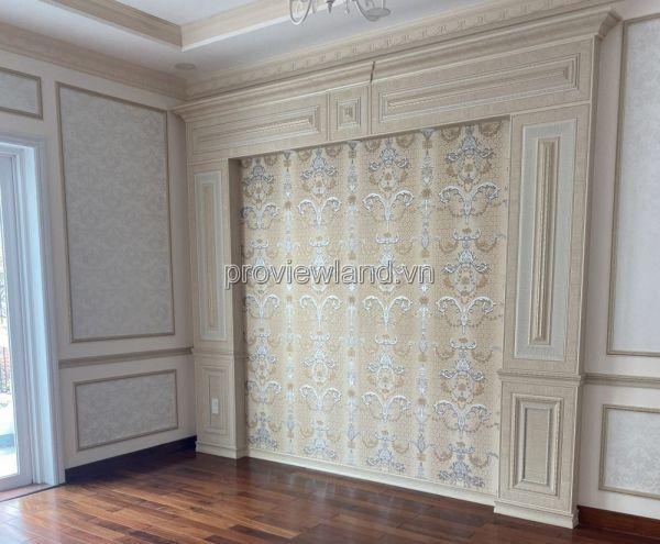 Biệt Thự Khu Compound Nguyễn Văn Hưởng, 400M2, 3 Tầng, Giá 80 Tỷ - 551254