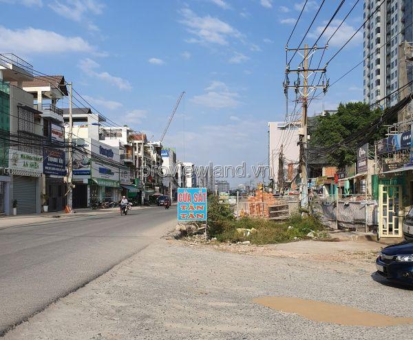 Bán Đất Mặt Tiền Lương Định Của, Quận 2, 10X20, Gần Sông Sài Gòn - 551527