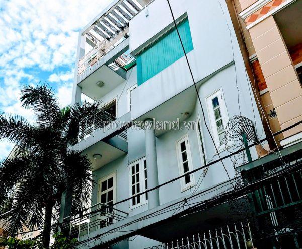 Bán Nhà Phố Đường Nguyễn Đình Chiểu Quận 1 128M2 4 Tầng - 551929
