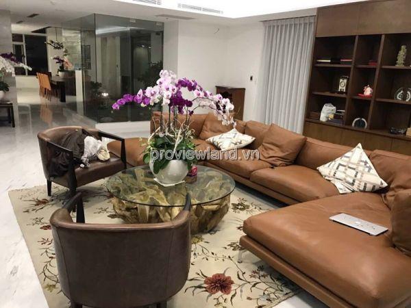 Bán Căn Hộ Duplex Cantavil Premier, 462M2 (2 Căn Ghép Lại), 4Pn, Full Nội Thất - 552373