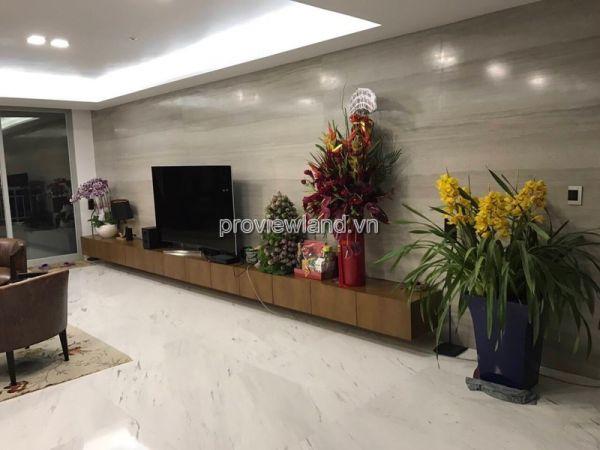 Bán Căn Hộ Duplex Cantavil Premier, 462M2 (2 Căn Ghép Lại), 4Pn, Full Nội Thất - 552376