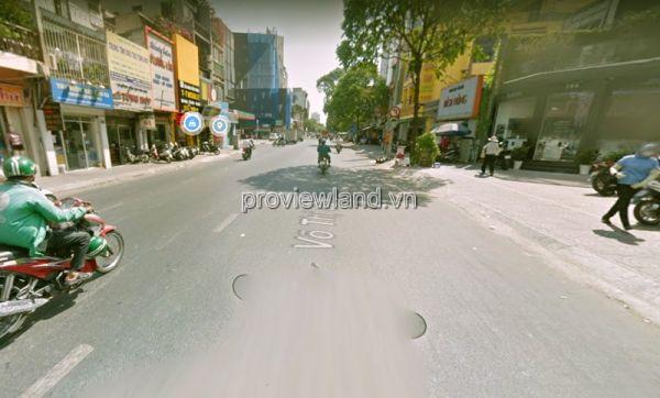Bán Nhà Mặt Tiền Đường Võ Thị Sáu, Quận 3, Diện Tích 11X28M, 1 Trệt - 552580