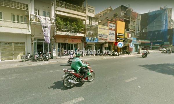 Bán Nhà Mặt Tiền Đường Võ Thị Sáu, Quận 3, Diện Tích 11X28M, 1 Trệt - 552586