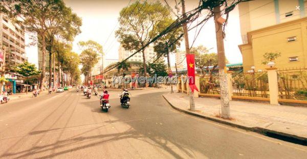 Bán Nhà Nguyễn Thị Minh Khai Q3, 488M2, Xd Được 2 Hầm + 12 Lầu - 552664