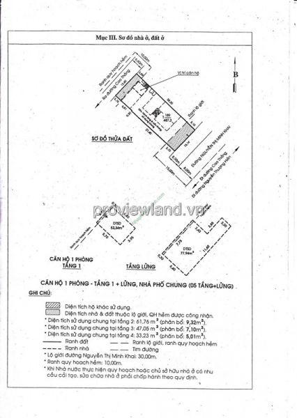 Bán Nhà Nguyễn Thị Minh Khai Q3, 488M2, Xd Được 2 Hầm + 12 Lầu - 552667