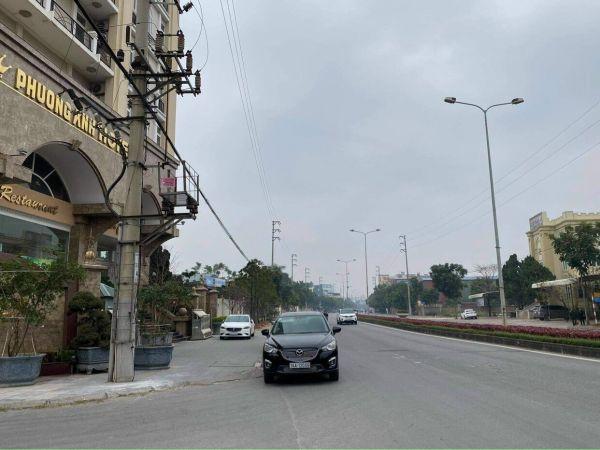 Bán Biệt Thự An Phú, Đường Nguyễn Đình Bể, Tp Hd Lô Góc, 320.88M2, Giá 30 Tr/M2 - 553126