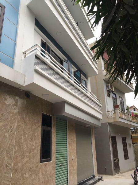 Bán Nhà Ngõ Phố Nguyễn Lương Bằng, Tp Hd 41M2, Mt 7.1M, 3 Tầng, Ô Tô Đỗ Cửa - 553279