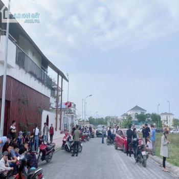 Bán Đất Đẹp Khu C Bìa Cá Nhân Khu Đô Thị Nguyễn Sinh Cung- Cửa Lò. - 555538