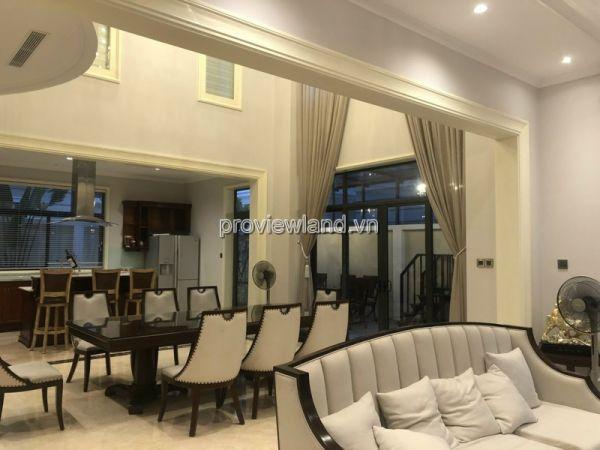 Biệt Thự Victoria Village Quận 2, Diện Tích 300M2, 1 Hầm 3 Lầu - 555757