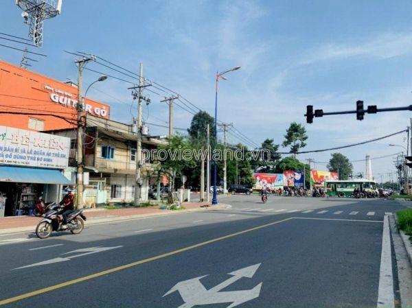 Bán Lô Đất Thủ Đức, Mặt Tiền Nguyễn Văn Bá, 12X32M, Thuận Tiện Kinh Doanh - 555967