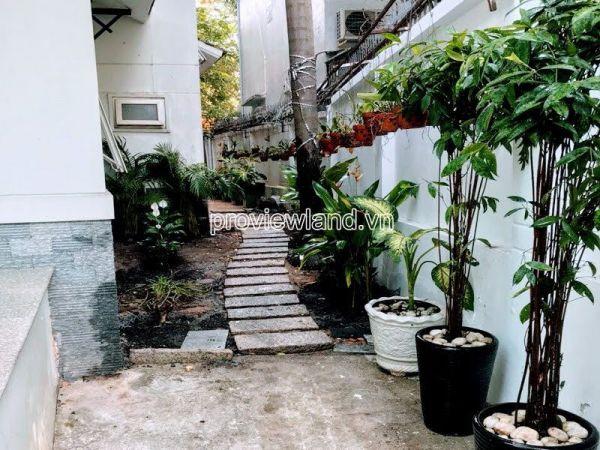Bán Biệt Thự Fideco Thảo Điền Q2, 365 M2, 3 Tầng, 5Pn, Full Nội Thất - 555976