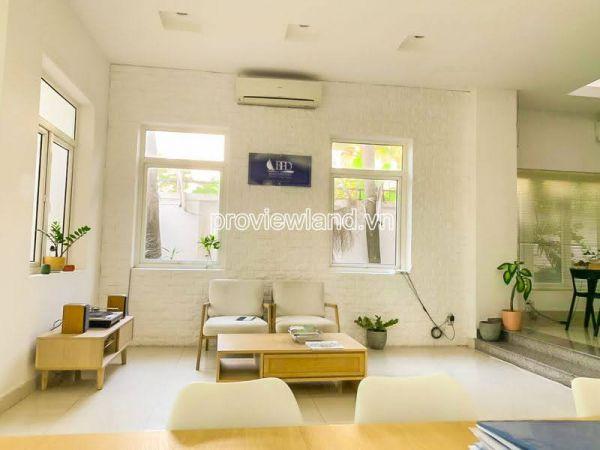 Bán Biệt Thự Fideco Thảo Điền Q2, 365 M2, 3 Tầng, 5Pn, Full Nội Thất - 555979