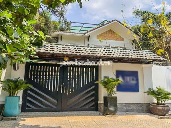 Bán Biệt Thự Fideco Thảo Điền Q2, 365 M2, 3 Tầng, 5Pn, Full Nội Thất - 555985