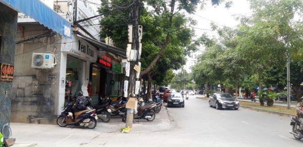 Bán Đất Ngõ Phố Đường Nguyễn Văn Linh, Tp Hd, 80.6M2, Lô Góc, Mt 5.25M, Ngõ To, Thông - 556105
