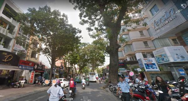Bán Nhà Mặt Tiền Trương Định, Quận 3, 137.5M2, Sổ Hồng, Tiện Kinh Doanh - 556312